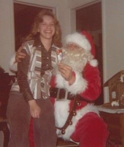 Christmas @ 19 yrs old