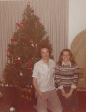 First Christmas together-before marriage