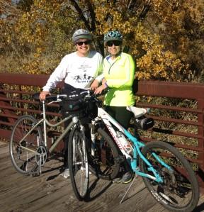 Michelle & I Bridge