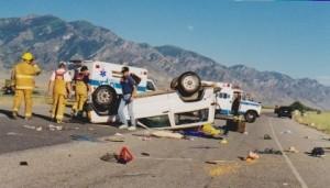 Jeep accident