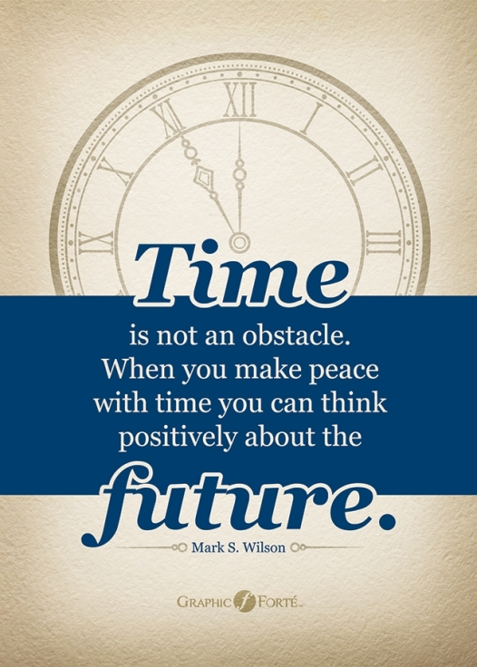 Make Peace With Time