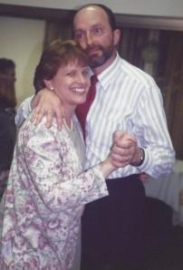 Mark and I 1995
