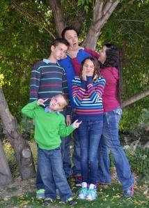 Silly Sorenson family