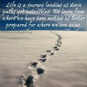 Untraveled journey