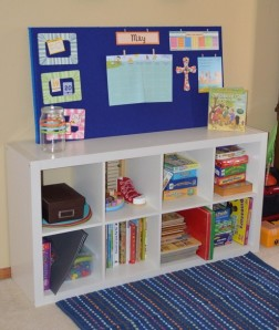 Child's book case