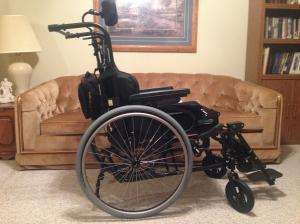 New Wheelchair