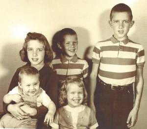 Siblings & I