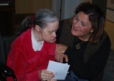 Barbara & Joyce