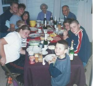 Larson Family,Joyce & Parents