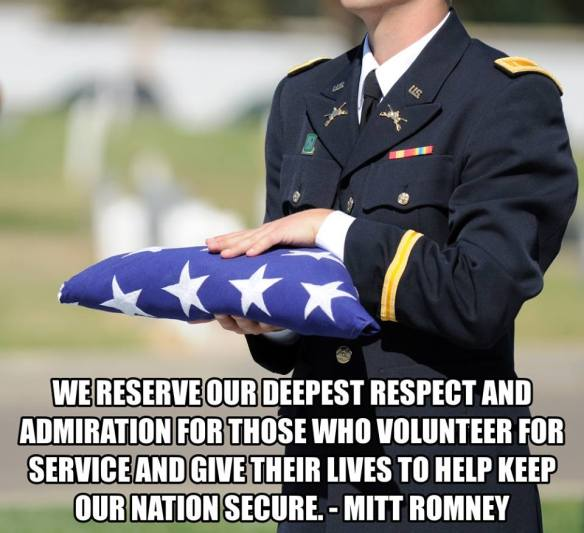 Our Deepest Respect
