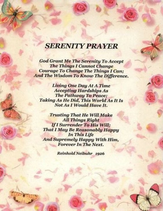 nullSerenity Prayer 2