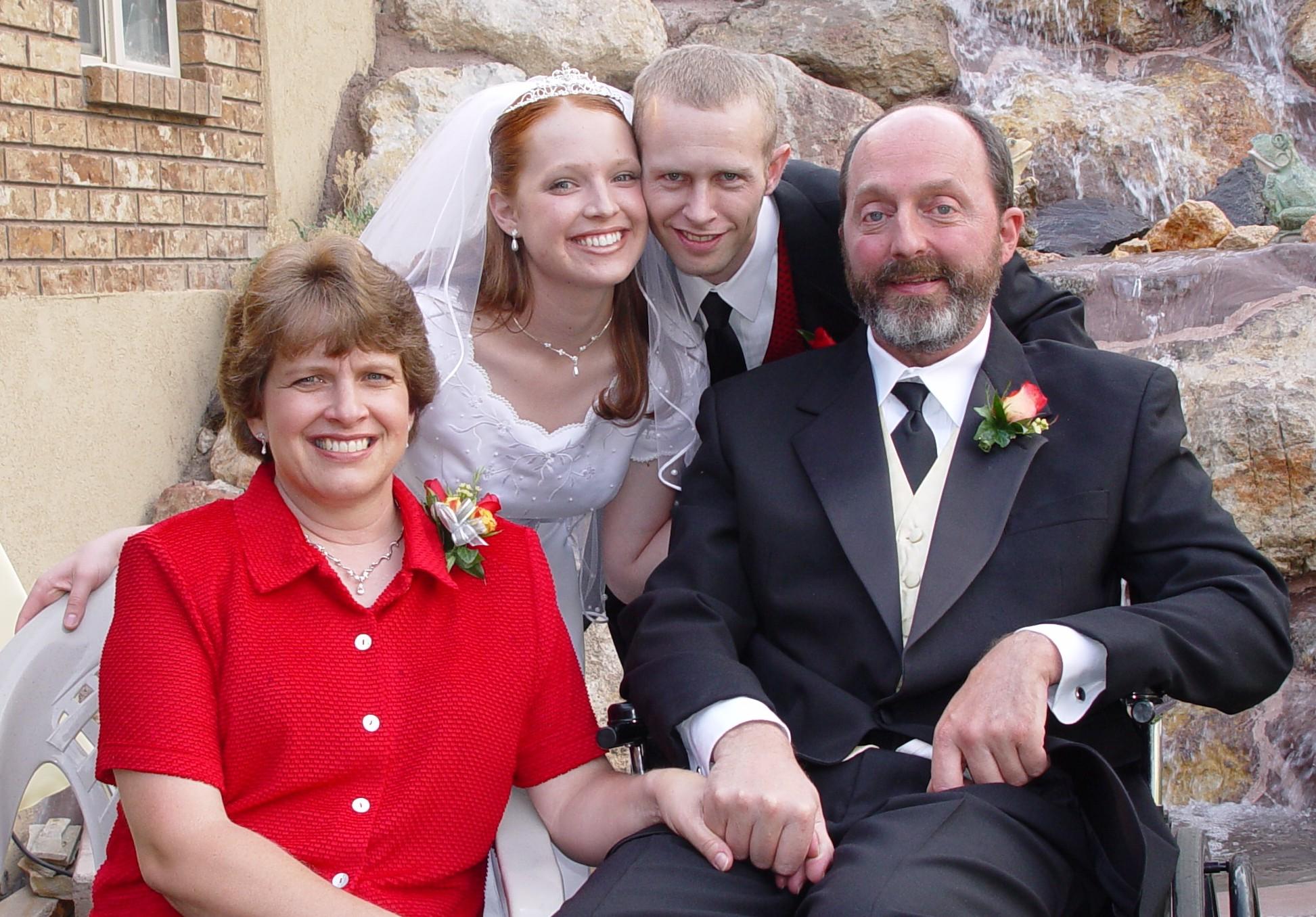 2003-Katie  Eldin with Mark and I