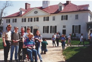 Mt. Vernon, George Washingtons home