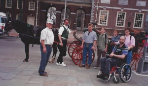 Philadelphia carriage ride
