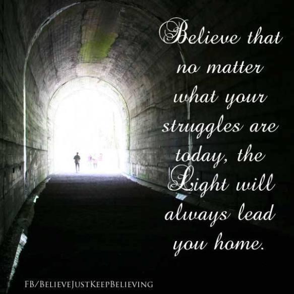 Light will always lead