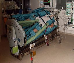 Ventricle Shunt Uniting Caregivers - Rotating bed