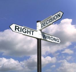 Decision-Right-Wrong