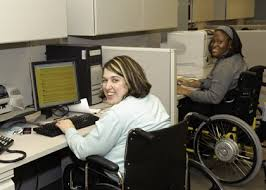 employment wheelchair