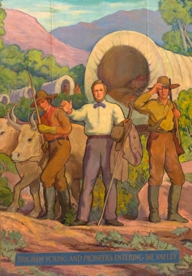 brigham-young-and-pioneers-entering-the-valley