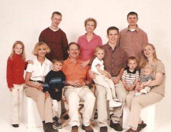 Ferguson Family, 2002