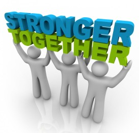 Support-Stronger Together