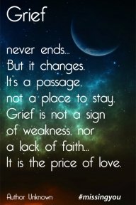 Grief Never Ends
