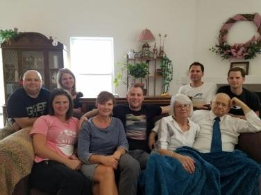 Martin's last family picture