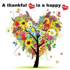 Gratitude tree