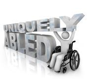 Uniquely abled