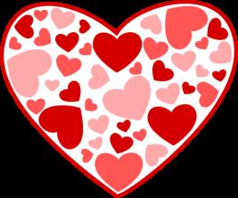 Feb. Hearts